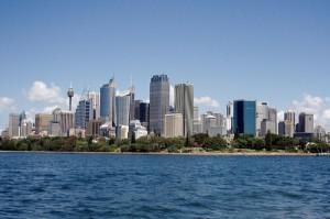 Sydney CBD office buildings